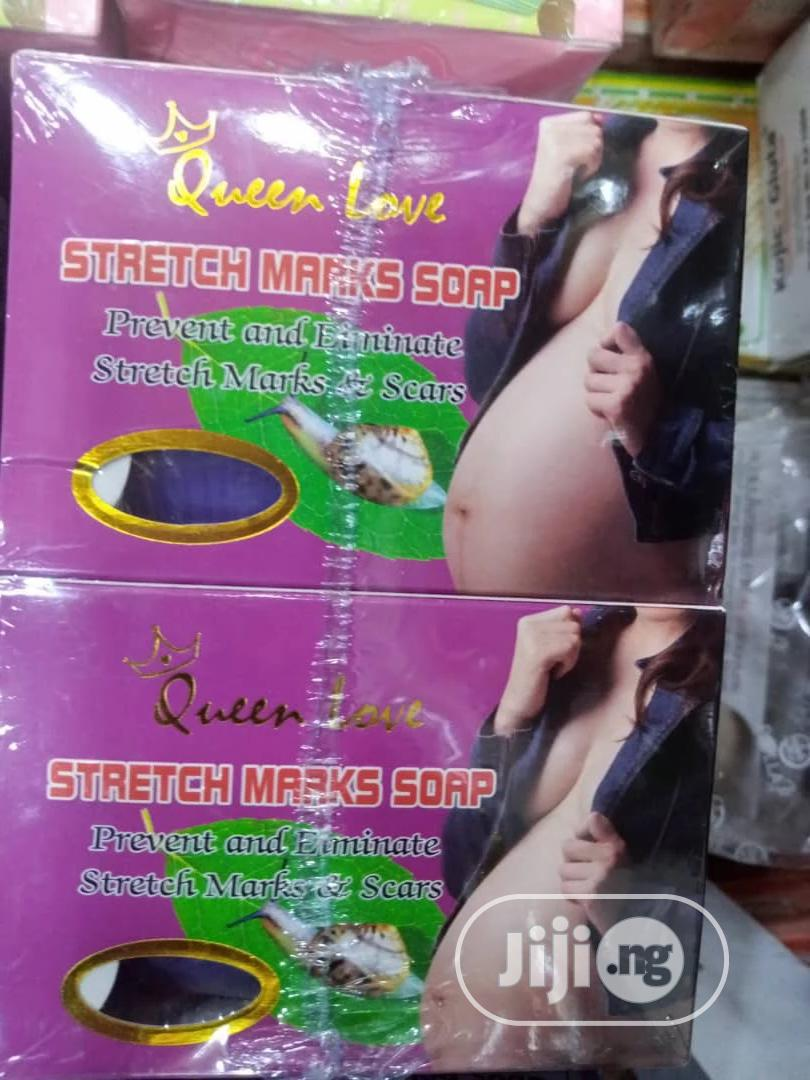 Queen Love Stretch Mark Soap