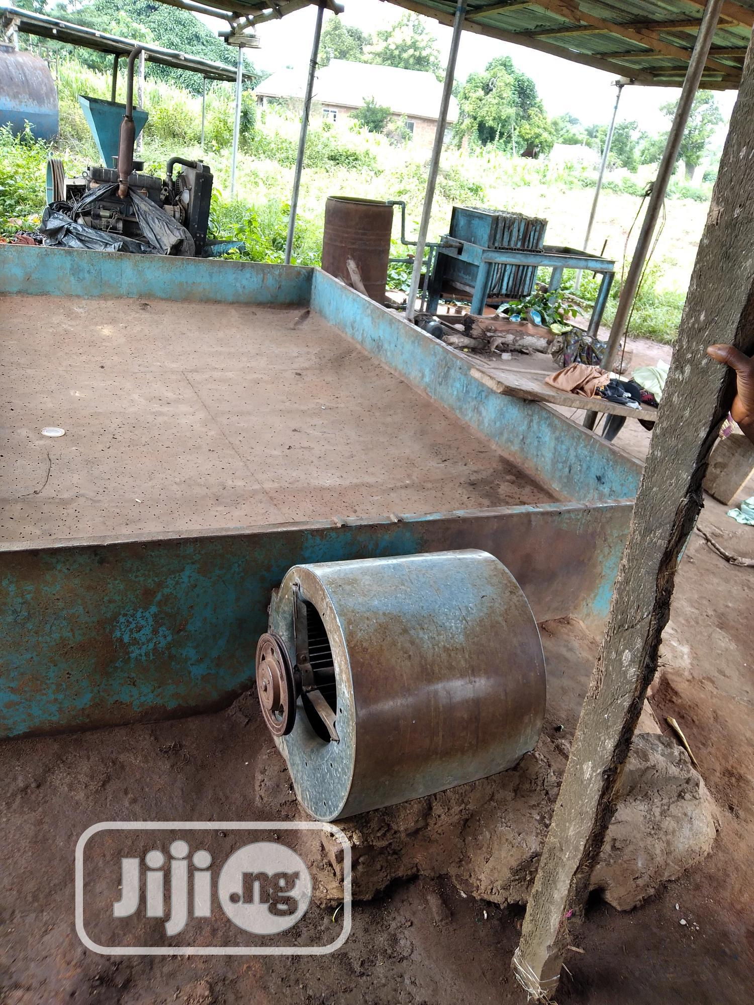 Archive: Palm Kernel Oil Processing Machines