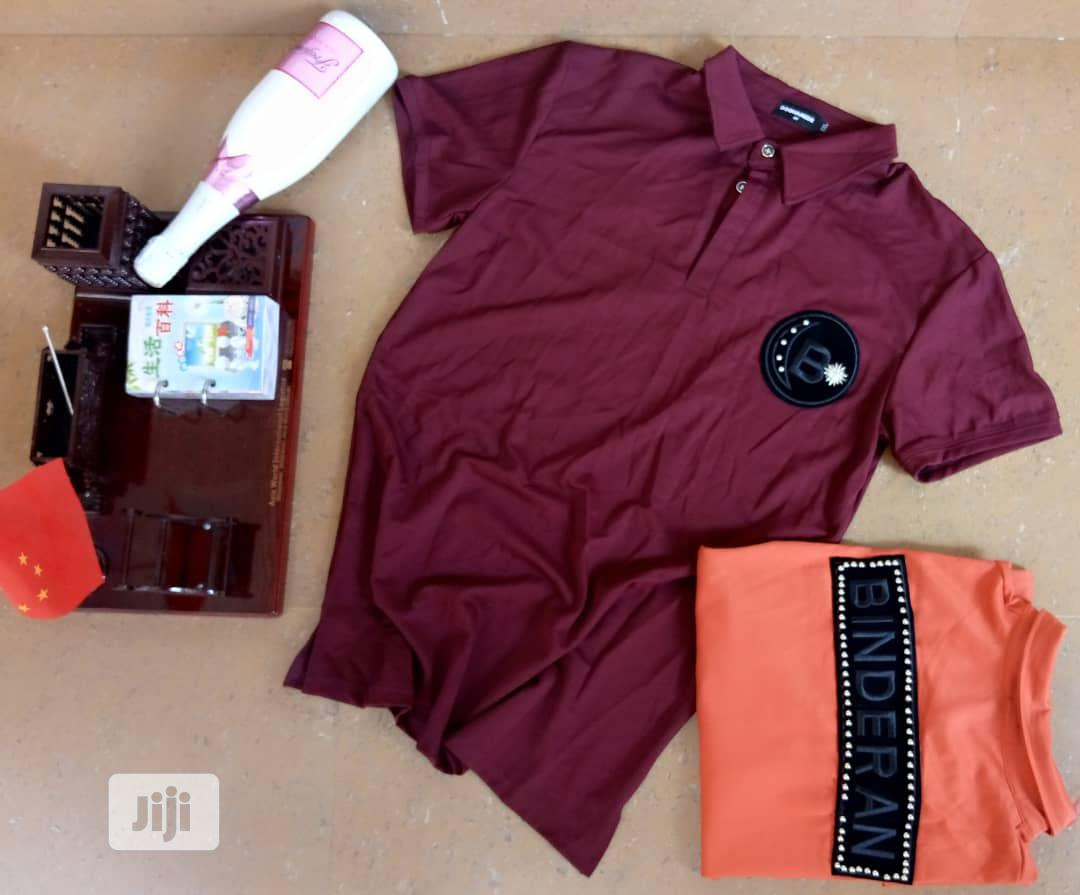Archive: New Collar Neck Polo For Men