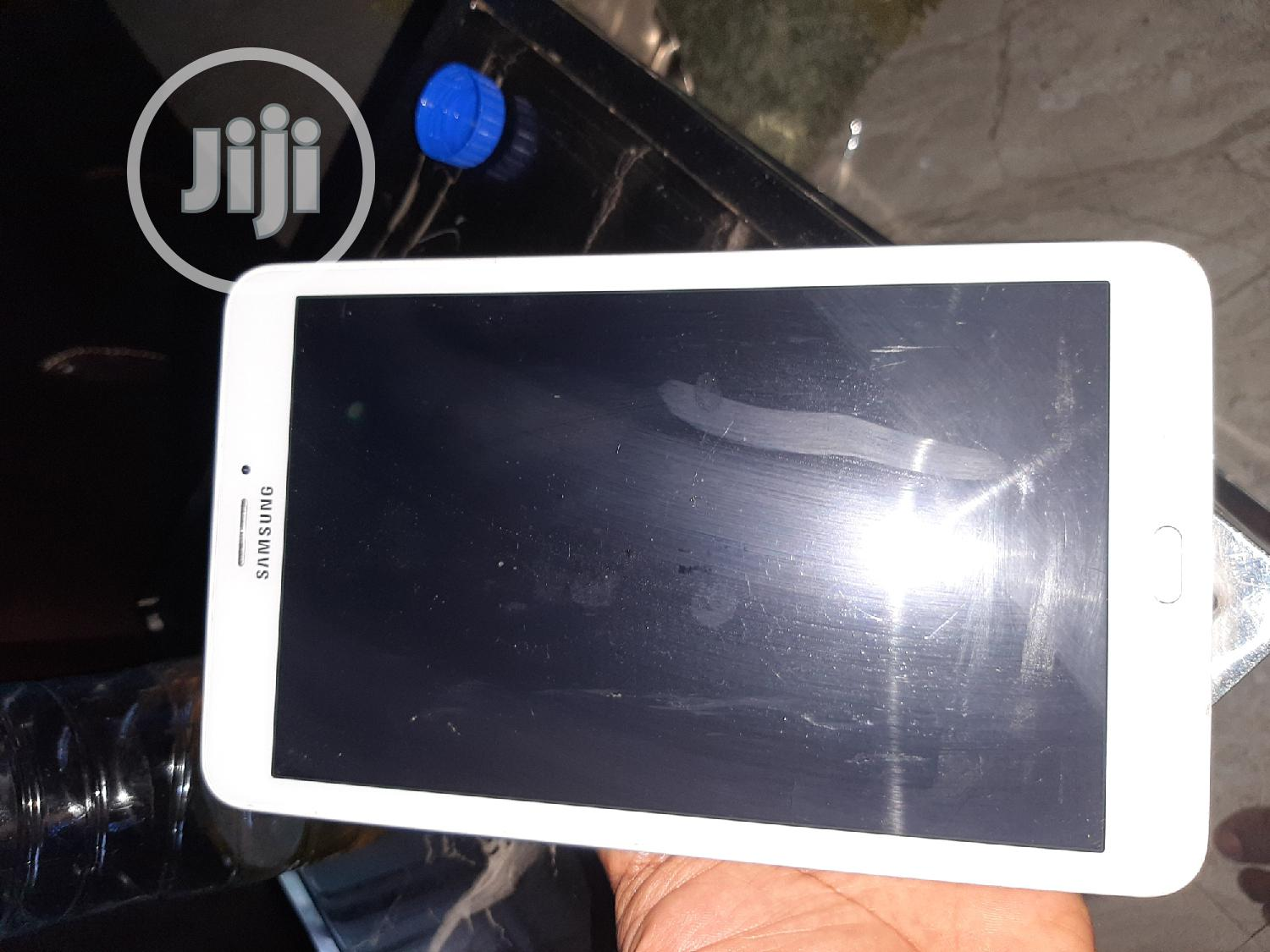 Samsung Galaxy Tab E 9.6 16 GB White | Tablets for sale in Wuse, Abuja (FCT) State, Nigeria