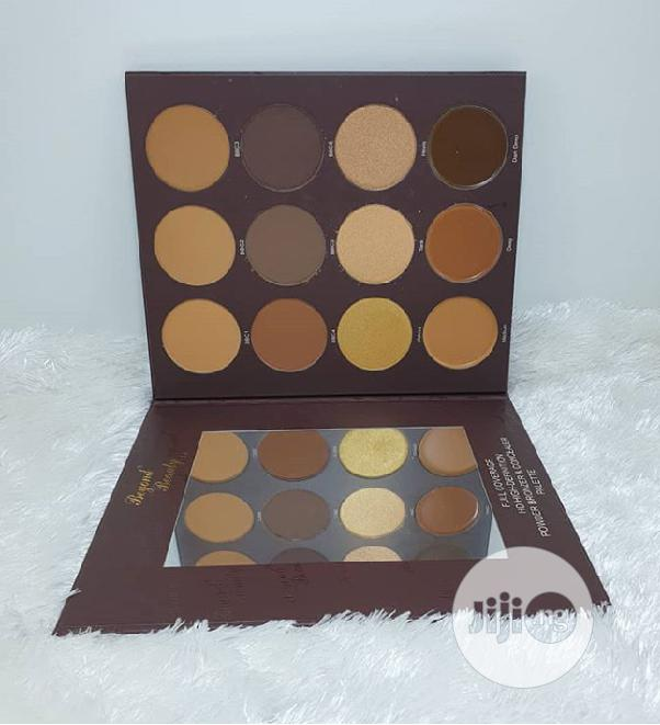 Archive: Beyond Beutiful Powder Pallets, Highlight And Contour