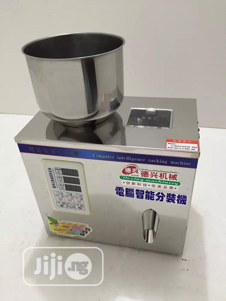 Powder/ Granule Filling Machine | Manufacturing Equipment for sale in Apapa, Lagos State, Nigeria