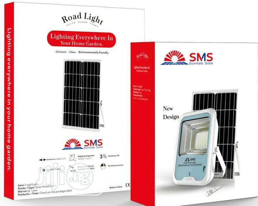 150w SMS Solar Flood Light