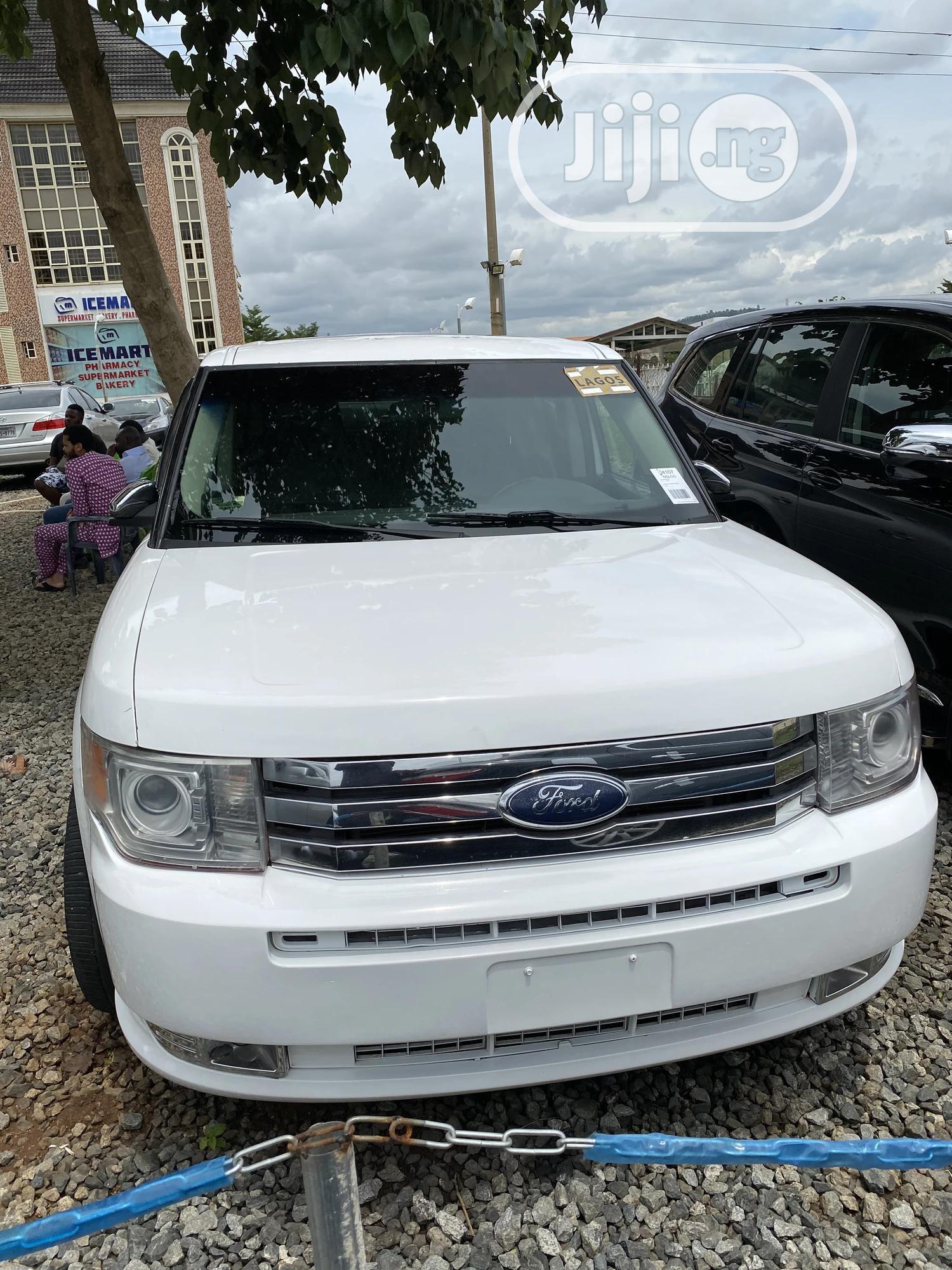 Ford Flex 2009 White
