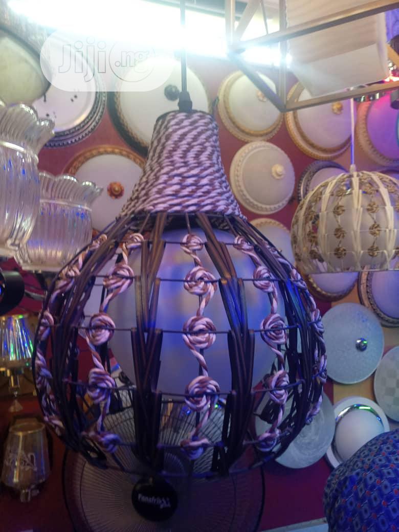 Archive: Big Pendant Light