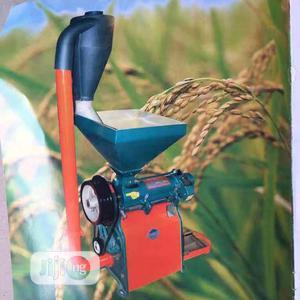 Rice Milling Machine 1ton   Farm Machinery & Equipment for sale in Osun State, Olorunda-Osun