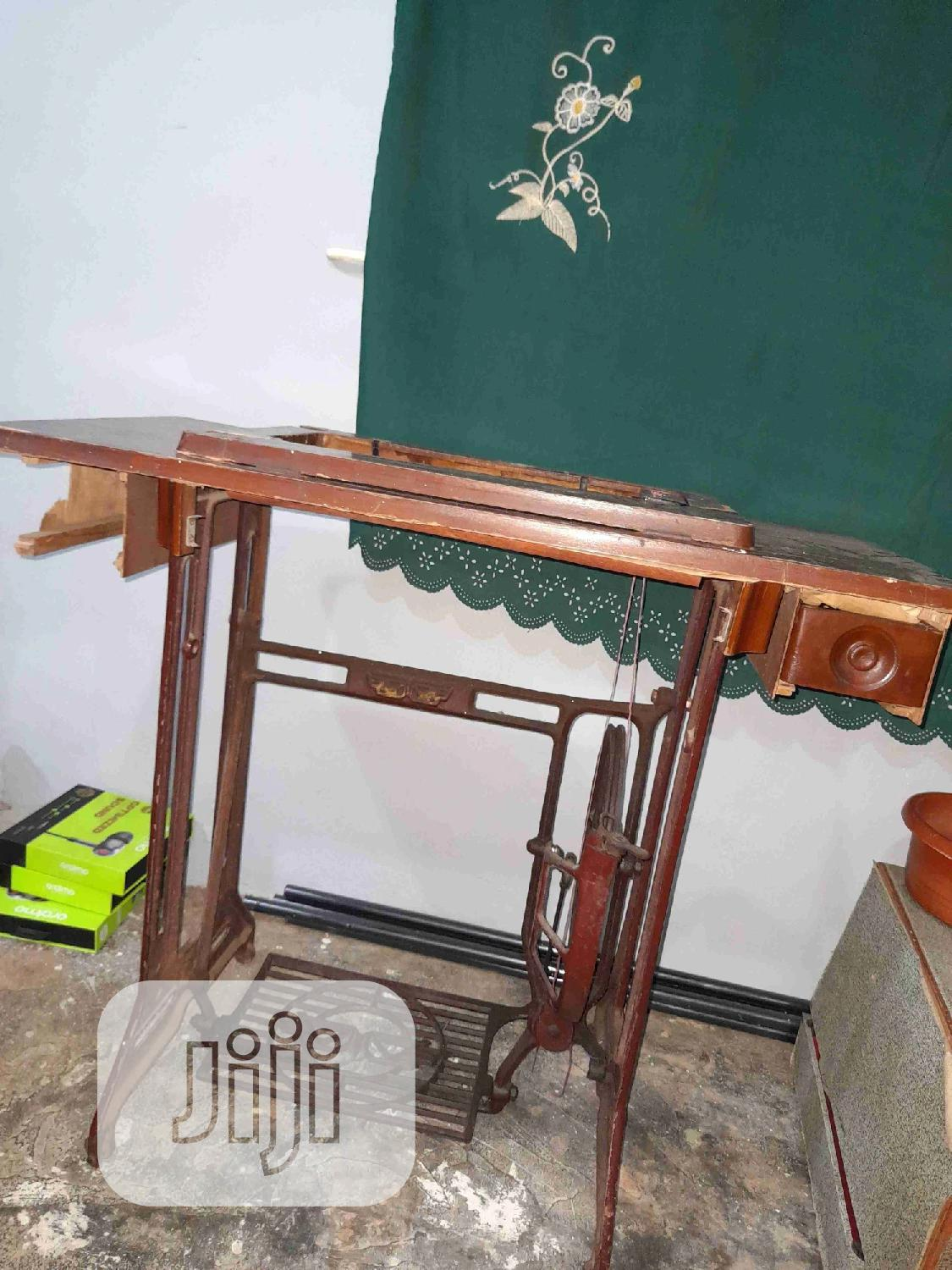 Manual Machine Leg | Manufacturing Equipment for sale in Ojodu, Lagos State, Nigeria