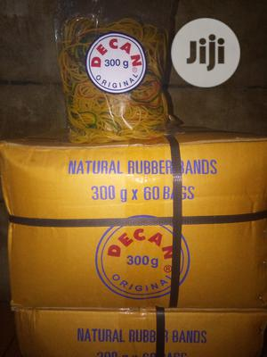 Carton Of Rubber Band 300g | Stationery for sale in Lagos State, Lagos Island (Eko)
