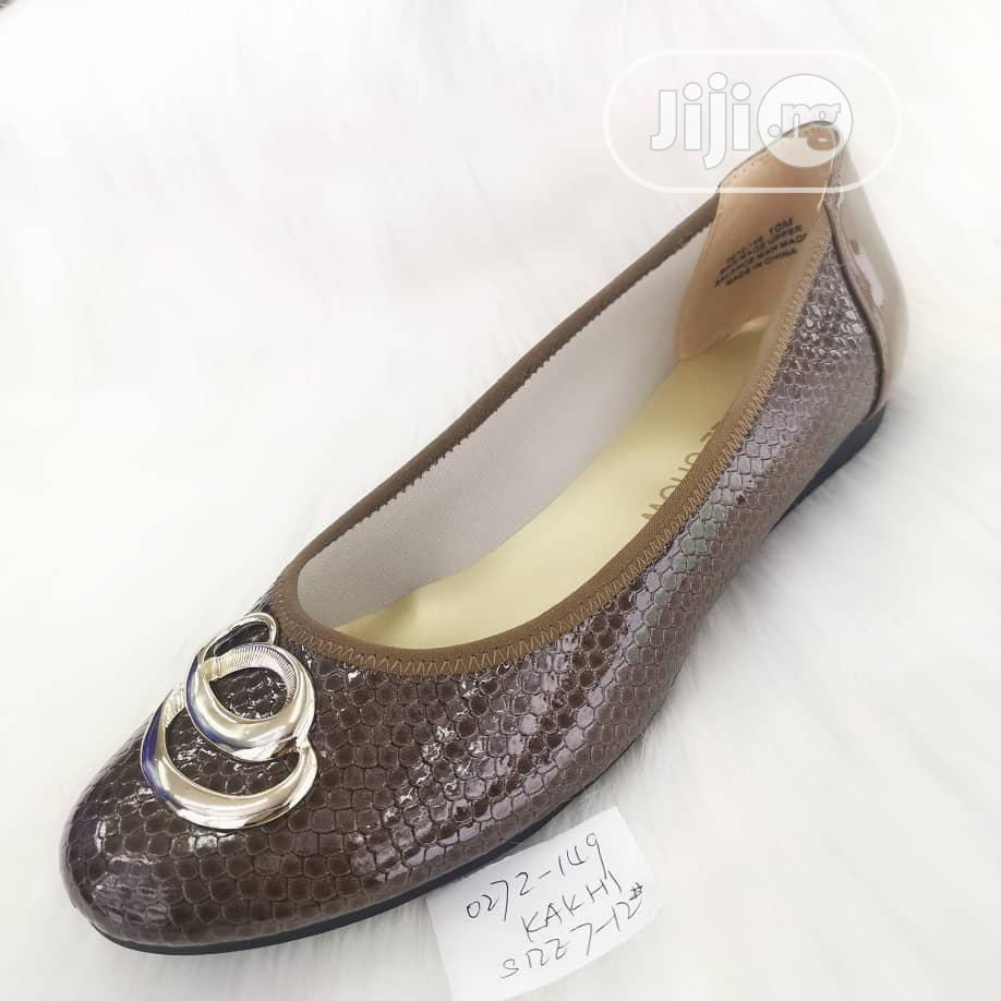 Three Show Flat Shoes | Shoes for sale in Lagos Island, Lagos State, Nigeria