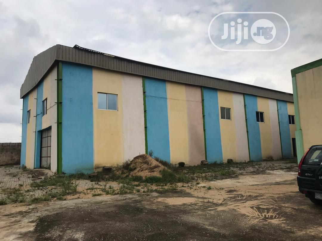 15,000 Square Feet Warehouse For Lease | Commercial Property For Rent for sale in Obafemi-Owode, Ogun State, Nigeria