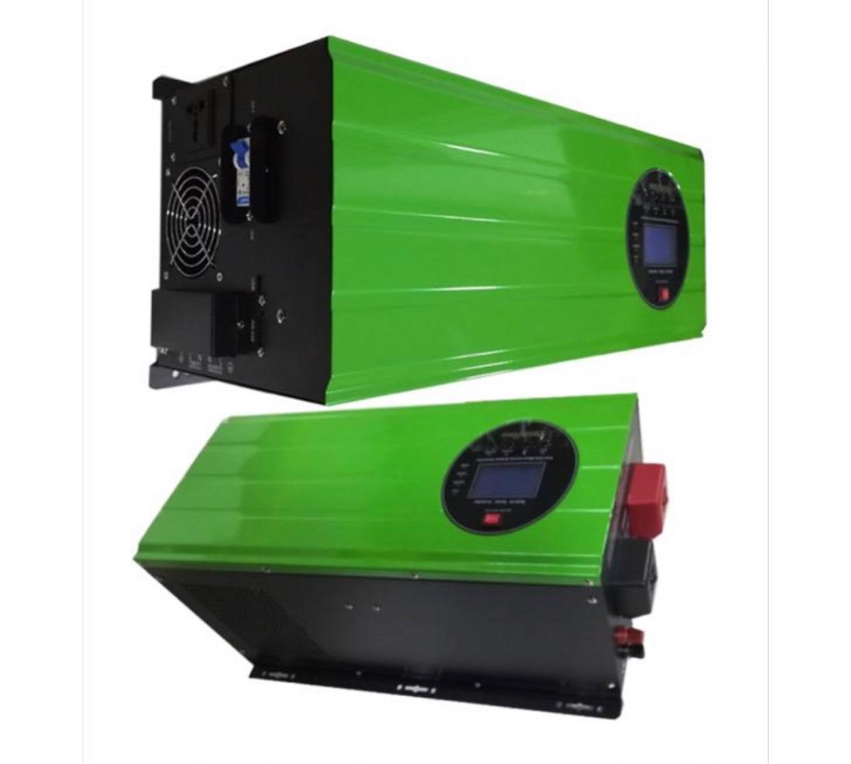 Techfine 1.5kva 12v Solar Inverter