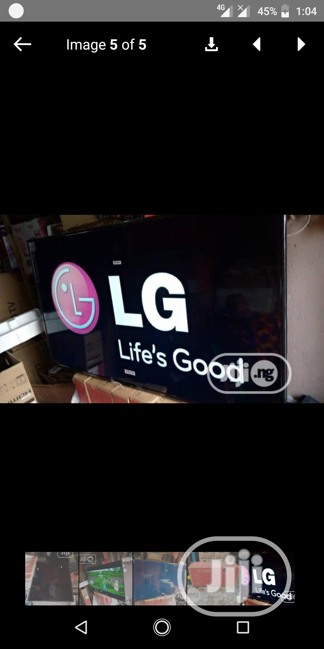 """Uhd LG 75""""Inches Smart Internet Android Television + Wi-Fi"""