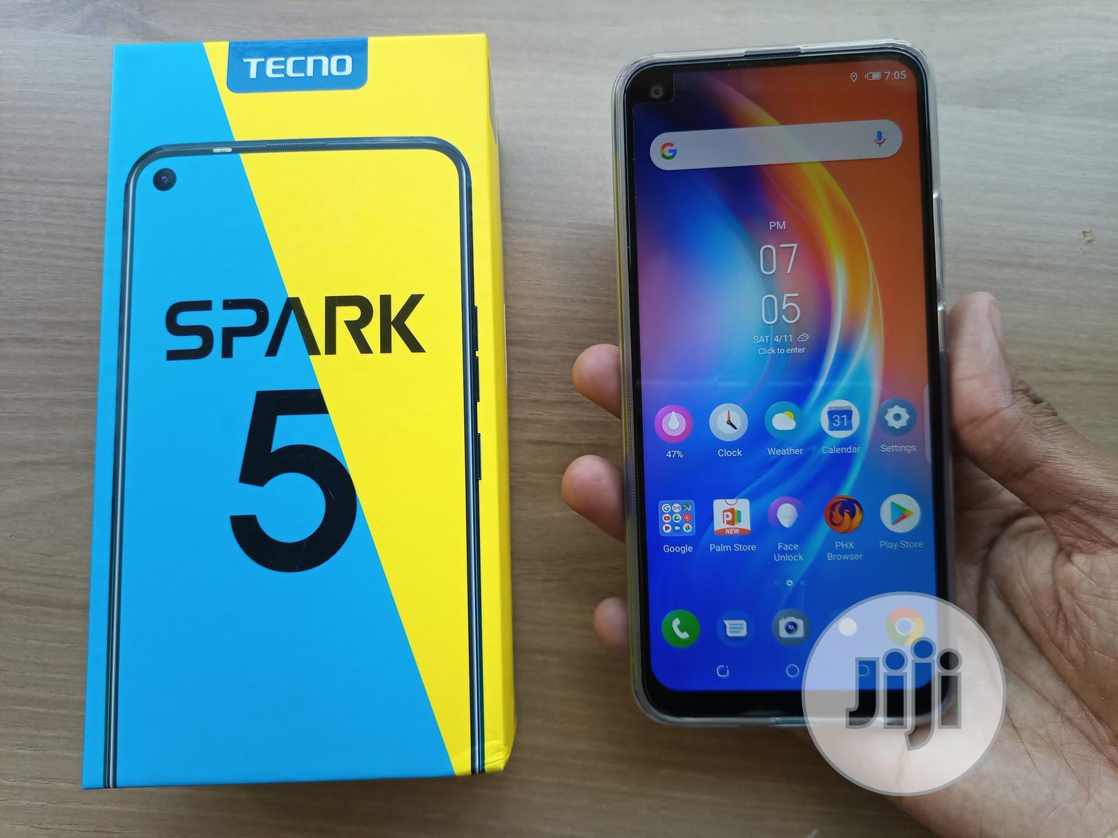 Archive: New Tecno Spark 5 32 GB Green