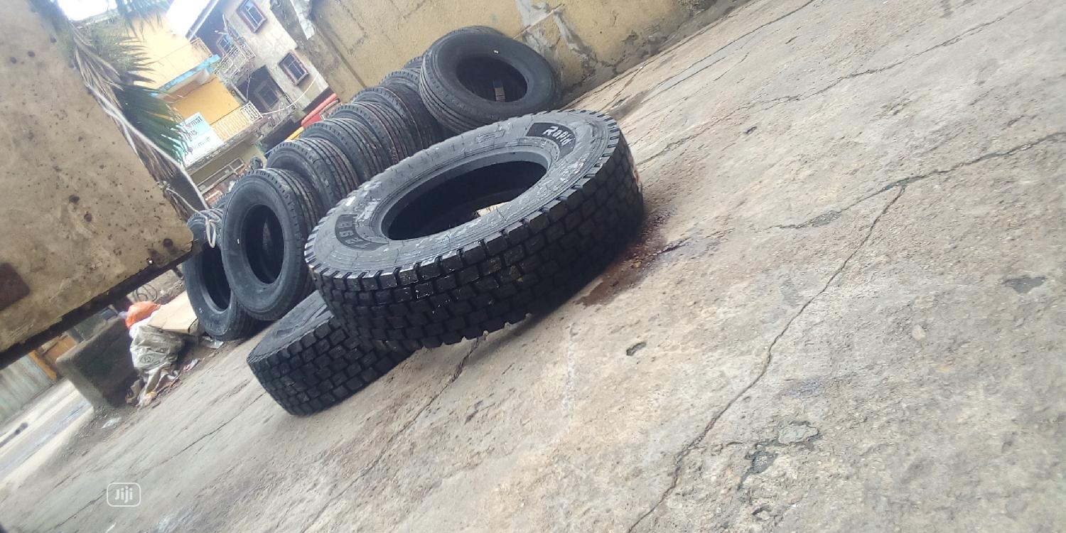 Archive: Brand New Truck Tyres