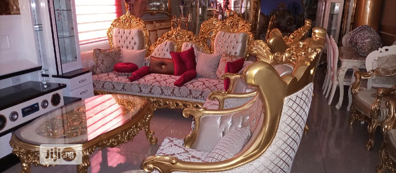 Egyptian Royal Sofa Chairs