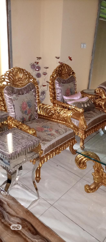 Egyptian Royal Sofa Chair