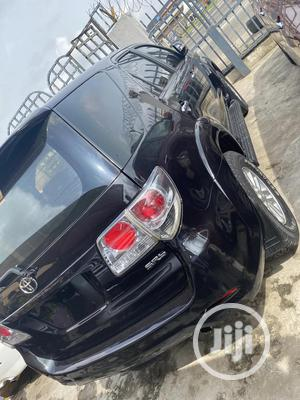 Toyota Fortuner 2013 Black | Cars for sale in Lagos State, Surulere