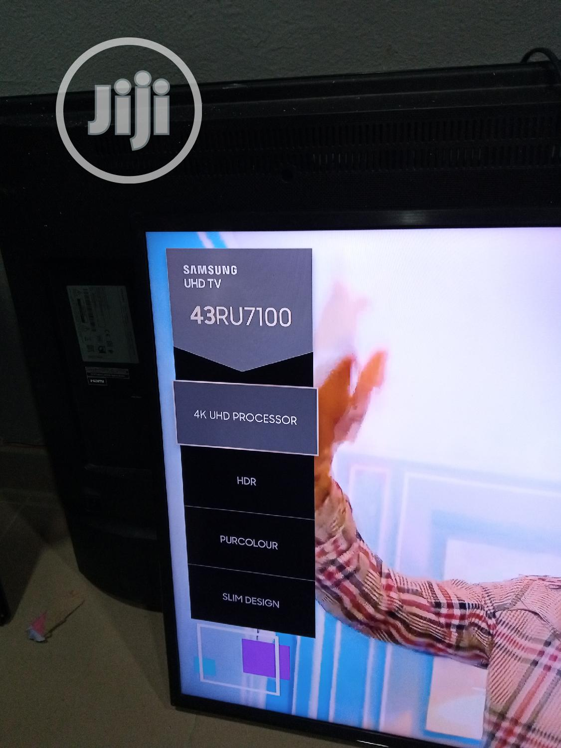 2109 43uhd Smart Tv | TV & DVD Equipment for sale in Ajah, Lagos State, Nigeria