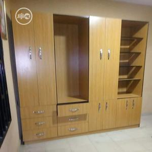 Standard Wardrobe 8 By 6 | Furniture for sale in Lagos State, Mushin