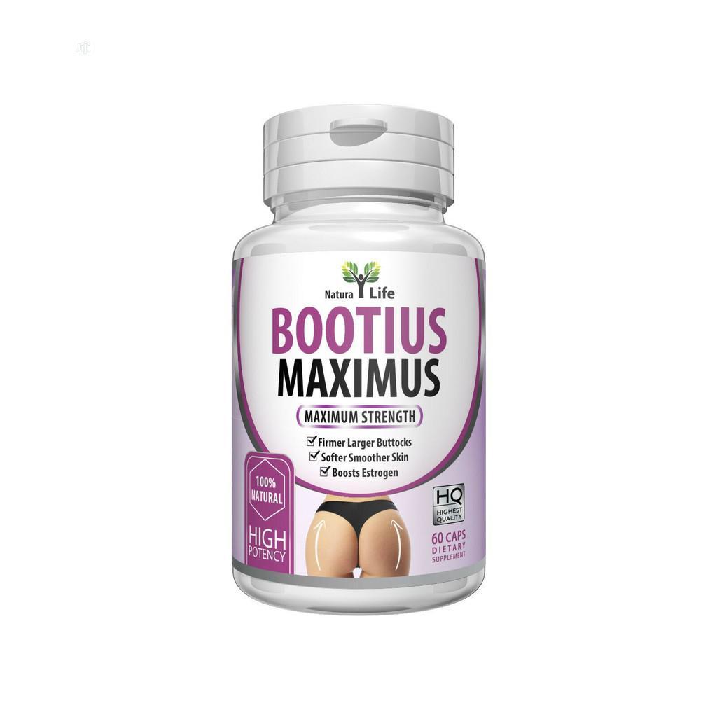 Archive: Bootius Maximus Natural Enlargement Pills Butt Enhancer Firm