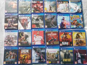 Ps4 Games Playstation 4 Games Available | Video Games for sale in Lagos State, Ikeja