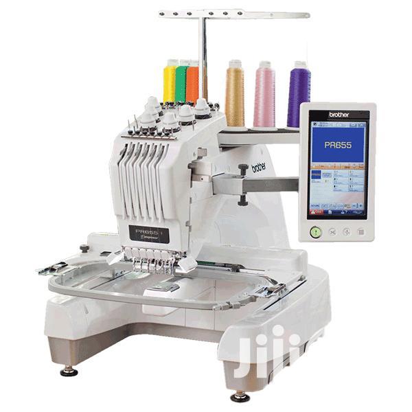 Industrial Monogramme Machine