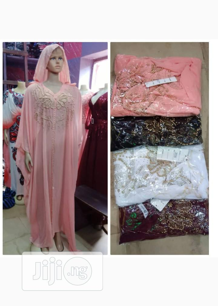 Quality Hoodie Bubu Gown | Clothing for sale in Ikeja, Lagos State, Nigeria