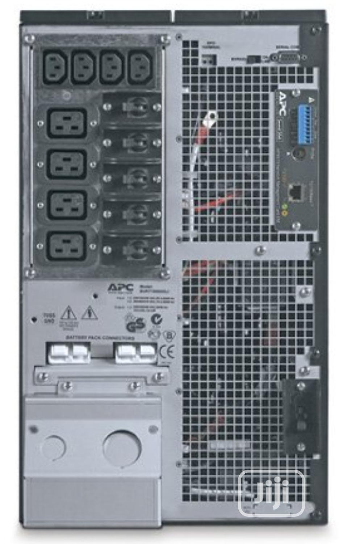 Archive: APC Smart-ups RT Srt10kxli 10kva UPS With LCD Display