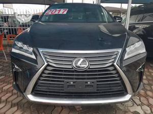 Lexus RX 2017 350 FWD Purple   Cars for sale in Lagos State, Ajah