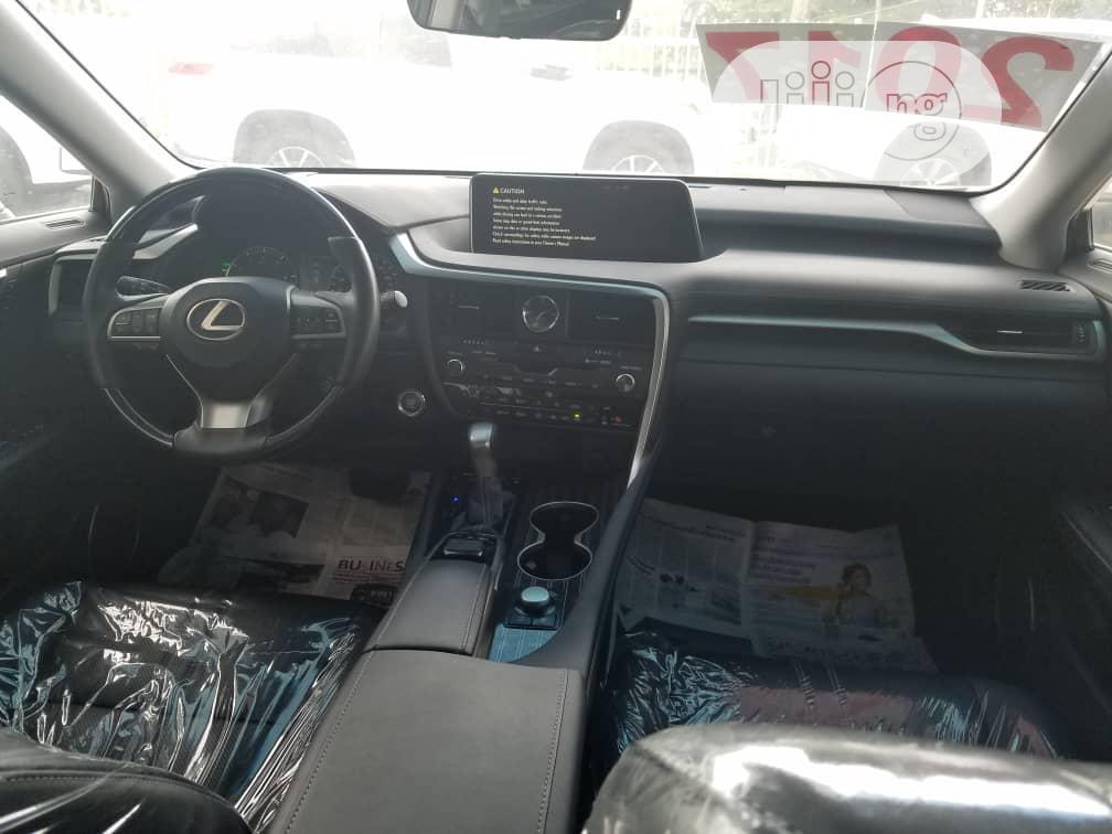 Lexus RX 2017 350 FWD Purple   Cars for sale in Ajah, Lagos State, Nigeria