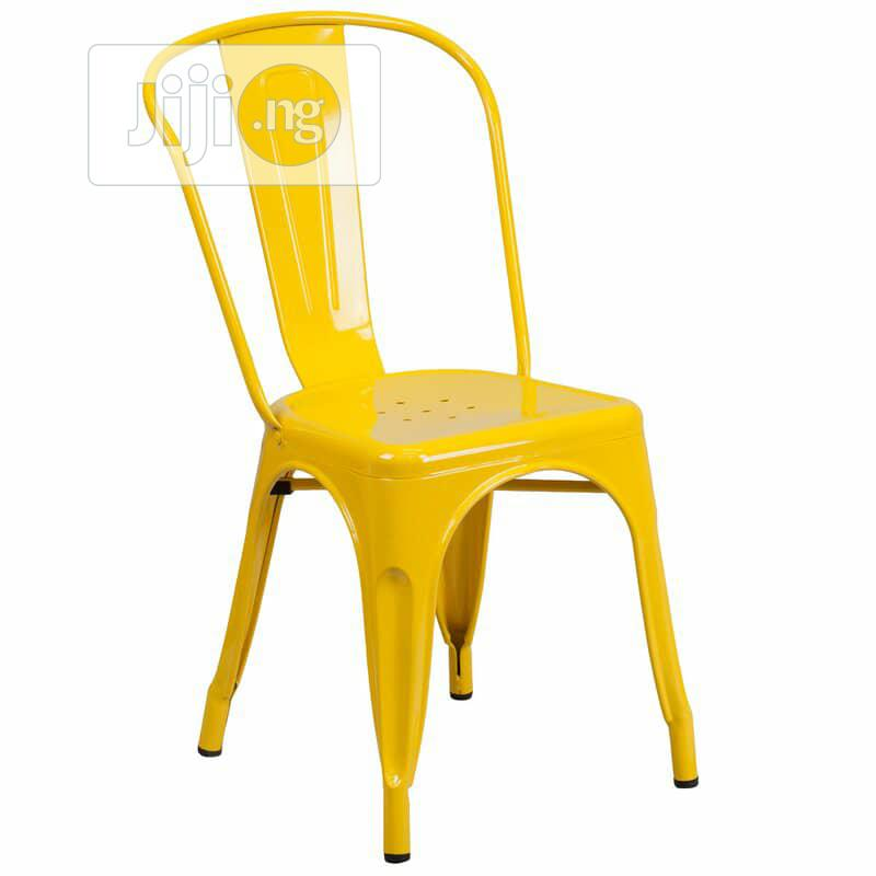 Quality Metal Chair