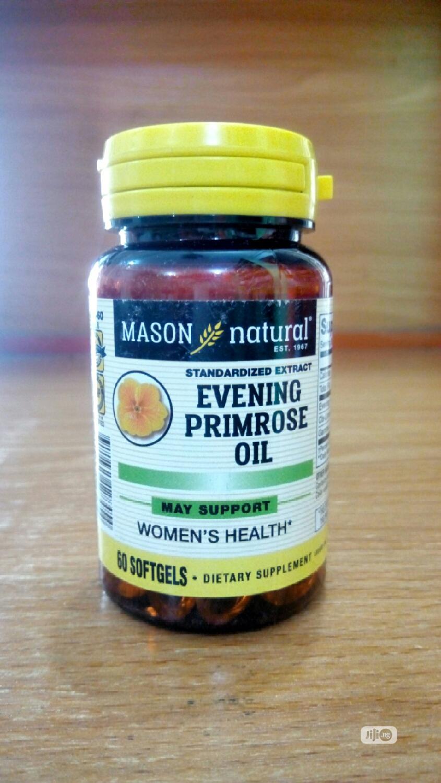 Mason Natural Evening Primrose Oil 1000MG X 60