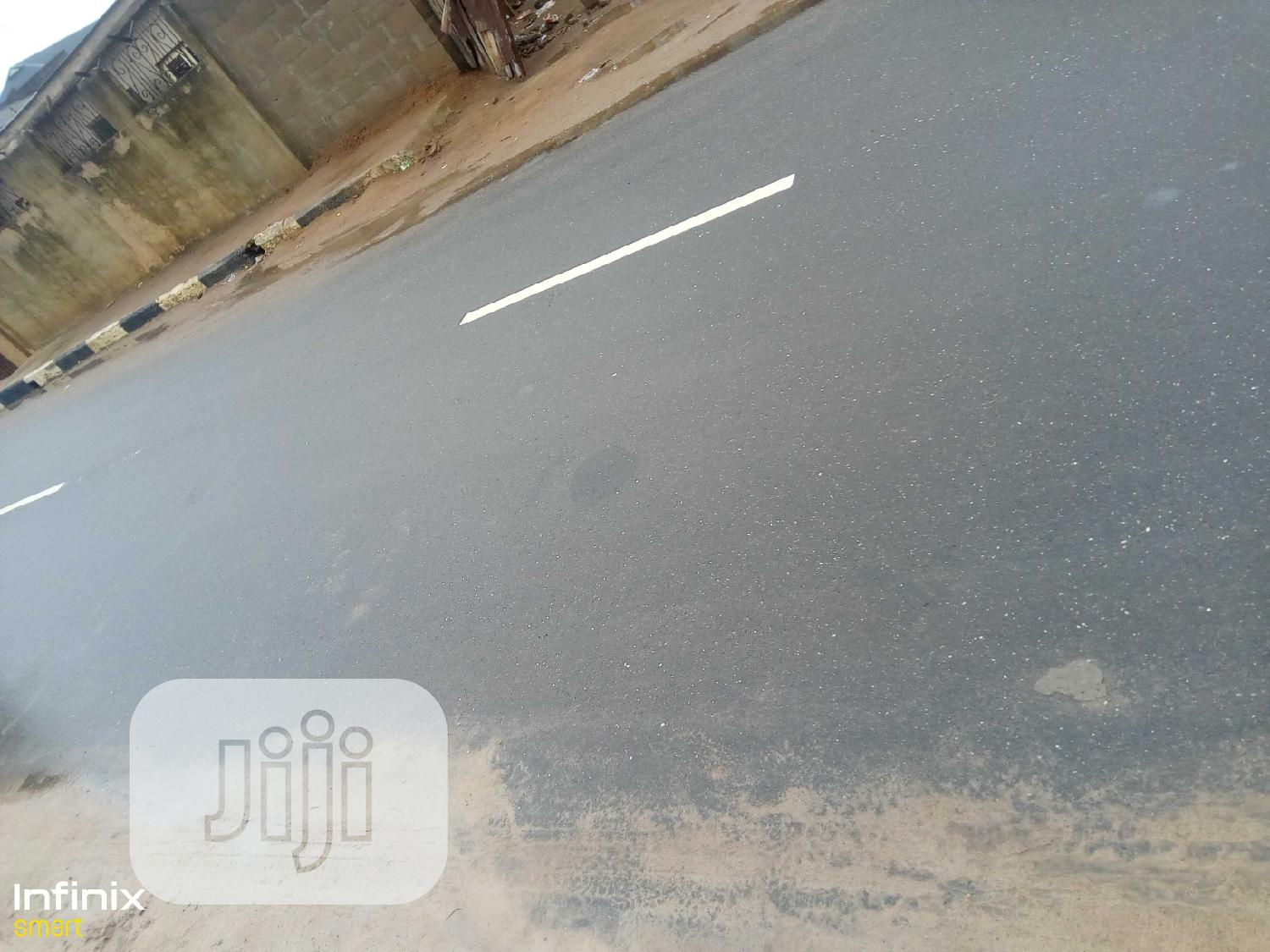 Half Plot Of Land In A Serene Environment | Land & Plots for Rent for sale in Ifako-Ijaiye, Lagos State, Nigeria