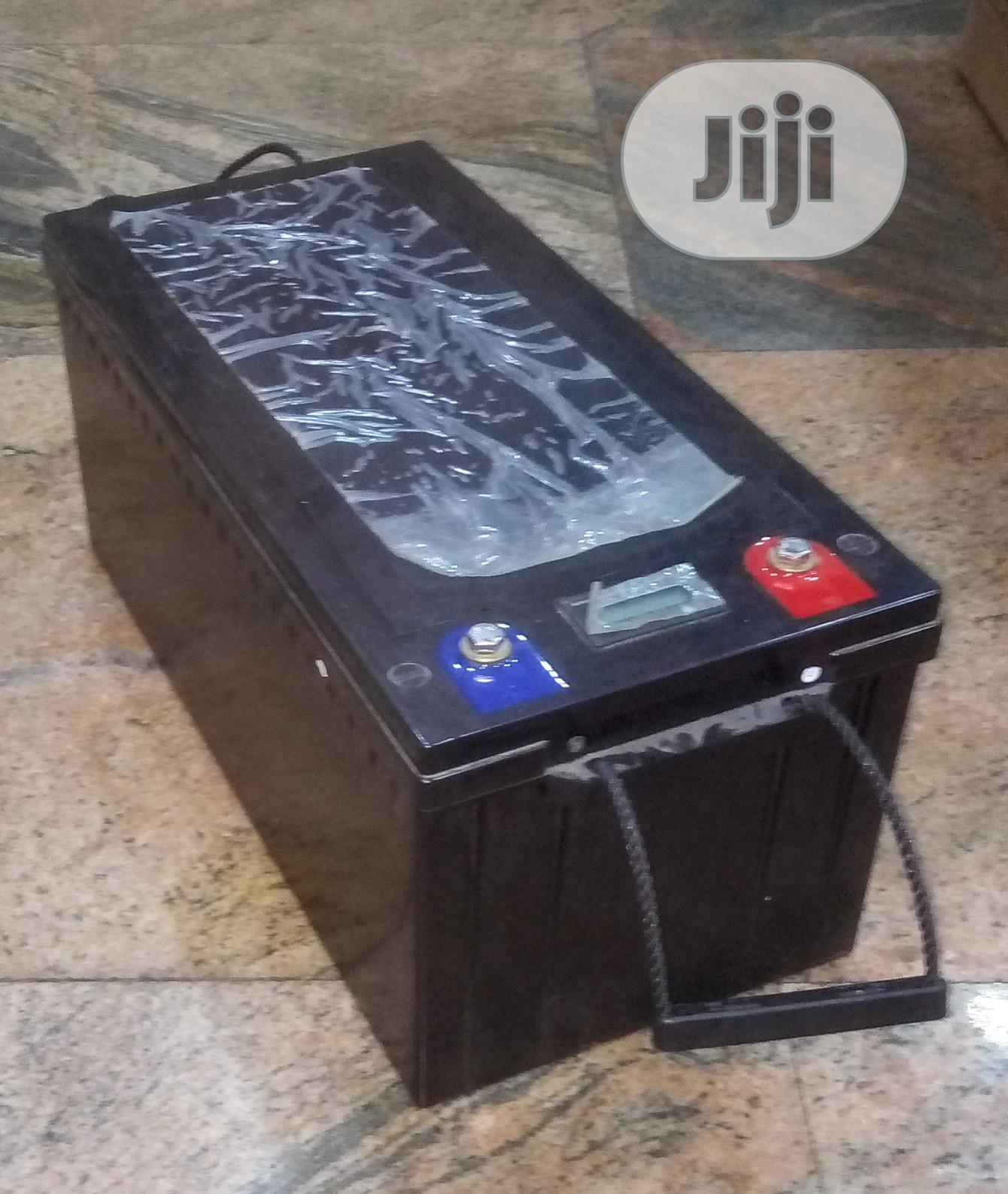 Archive: 200 Watts Deep Cycle Solar Battery