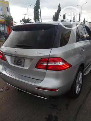 Mercedes-Benz M Class 2012 Silver   Cars for sale in Rivers State, Port-Harcourt