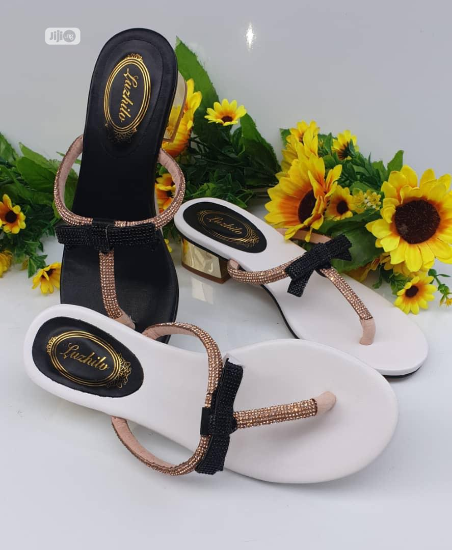 Archive: Classic Female Slippers