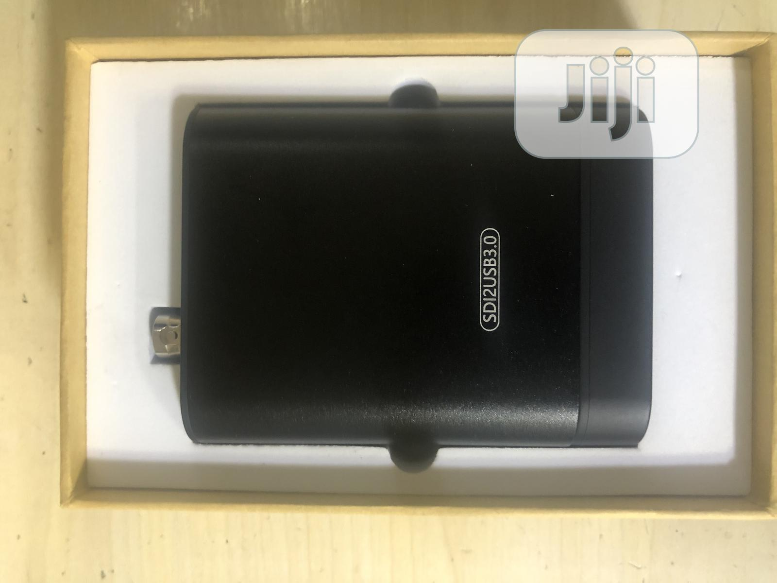 HD 3G SDI To USB3.0 Capture Device Fullhd 1080 60fp