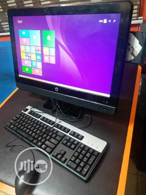 Desktop Computer HP AiO 22 4GB Intel Core 2 Duo HDD 320GB | Laptops & Computers for sale in Lagos State, Ikeja