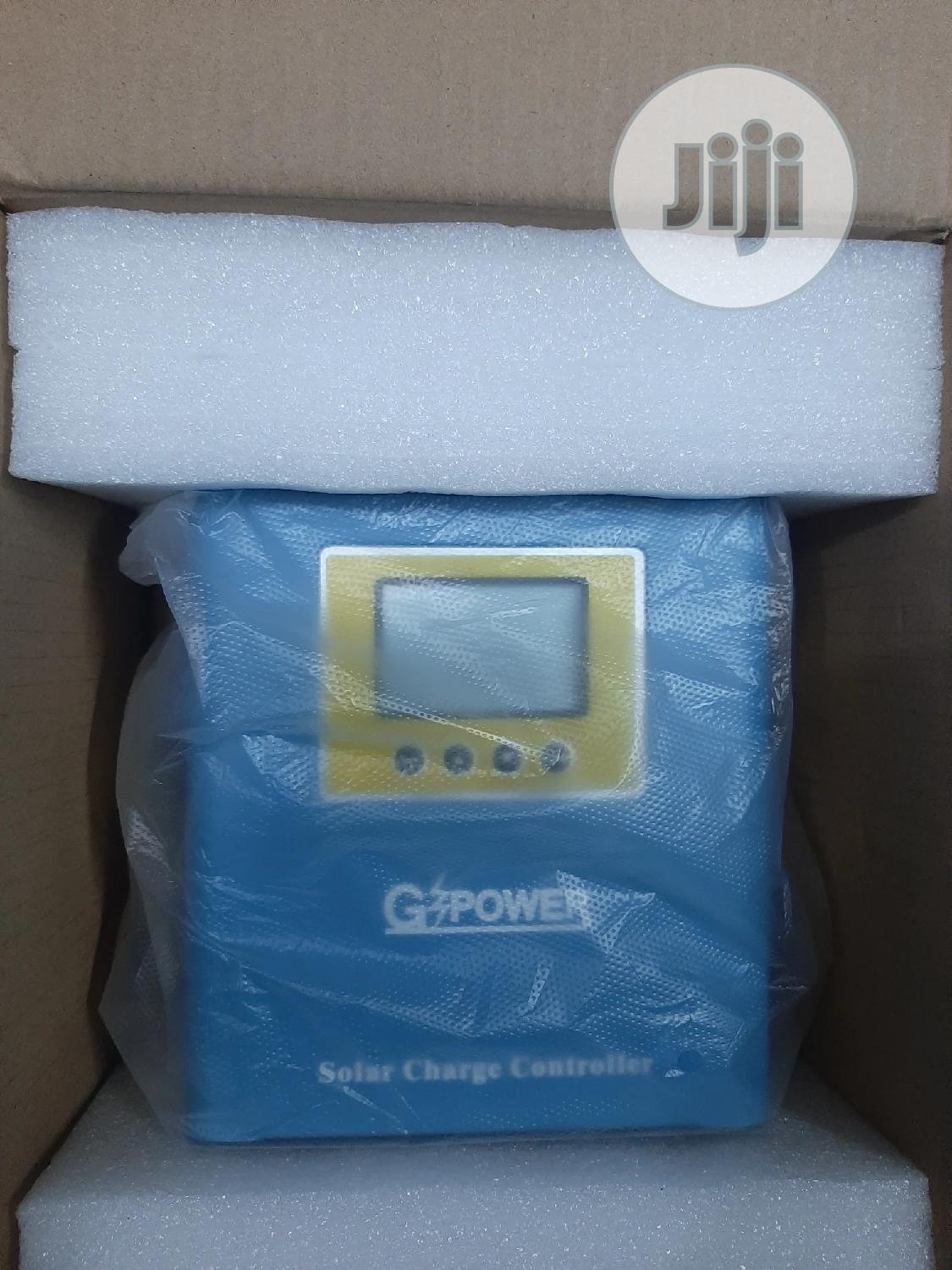 24V 36V 48V 60A Gpower MPPT Solar Charge Controller | Solar Energy for sale in Ojo, Lagos State, Nigeria