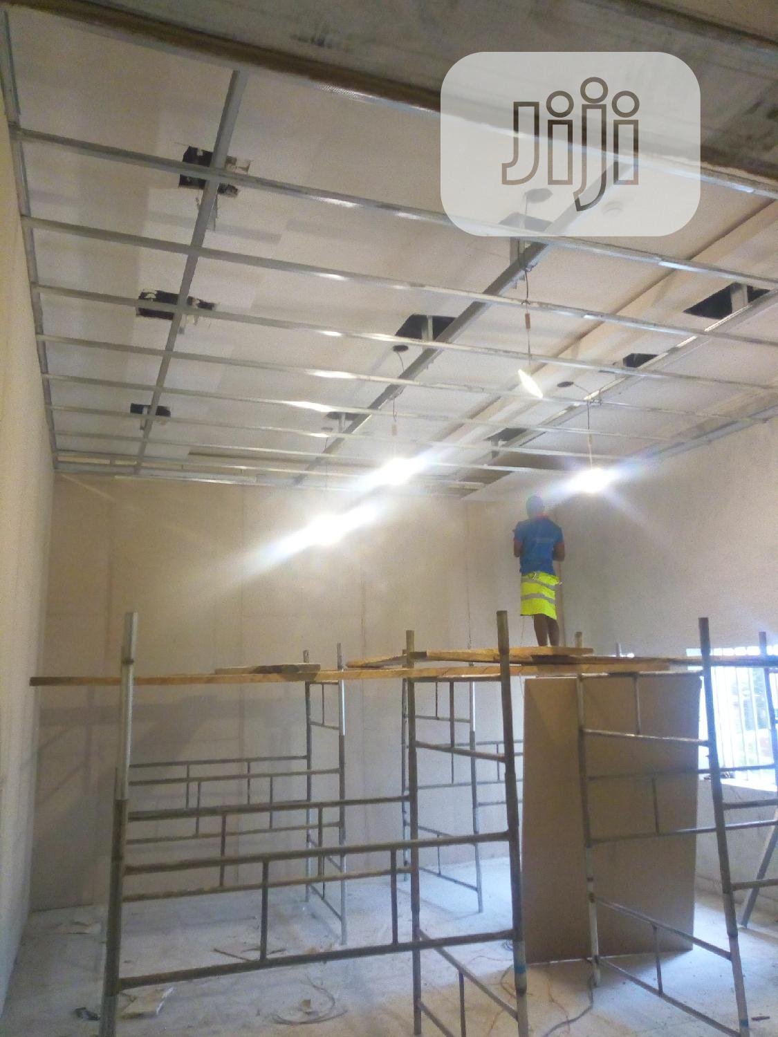 Drywall Installation | Building & Trades Services for sale in Victoria Island, Lagos State, Nigeria