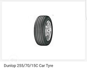 255/70/15C Dunlop Tyre | Vehicle Parts & Accessories for sale in Lagos State, Lagos Island (Eko)