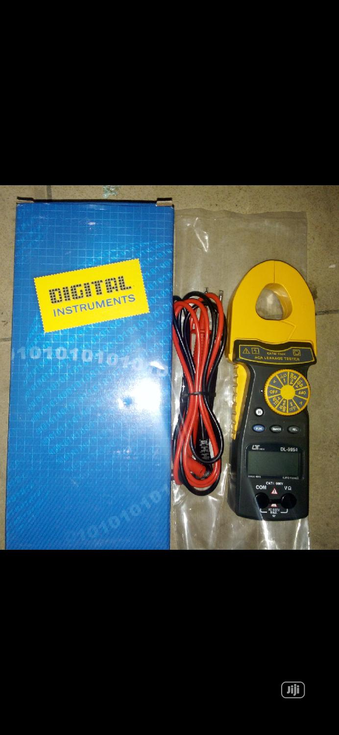Archive: AC Leakage Clamp Meter