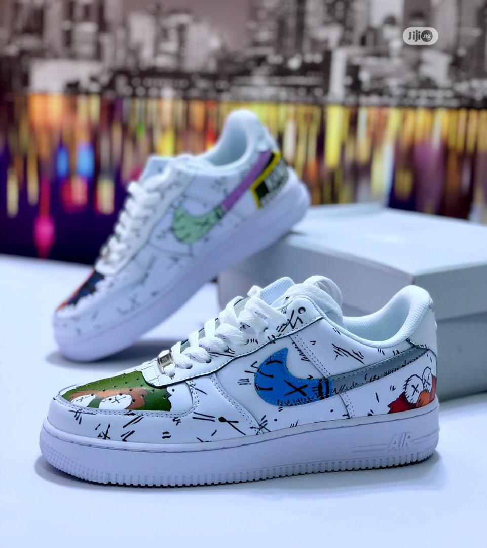 Archive: Nike Air Force 1 Custom \