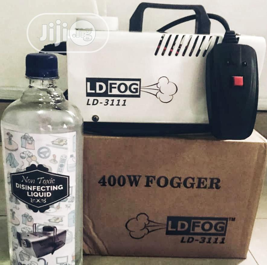 LD Fog Disinfecting Machine, 400 Watts Fogger | Farm Machinery & Equipment for sale in Ikeja, Lagos State, Nigeria