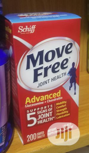 Schiff Move Free 200 Tablets Joint Health Advanced Glucosami | Vitamins & Supplements for sale in Lagos State, Ojo