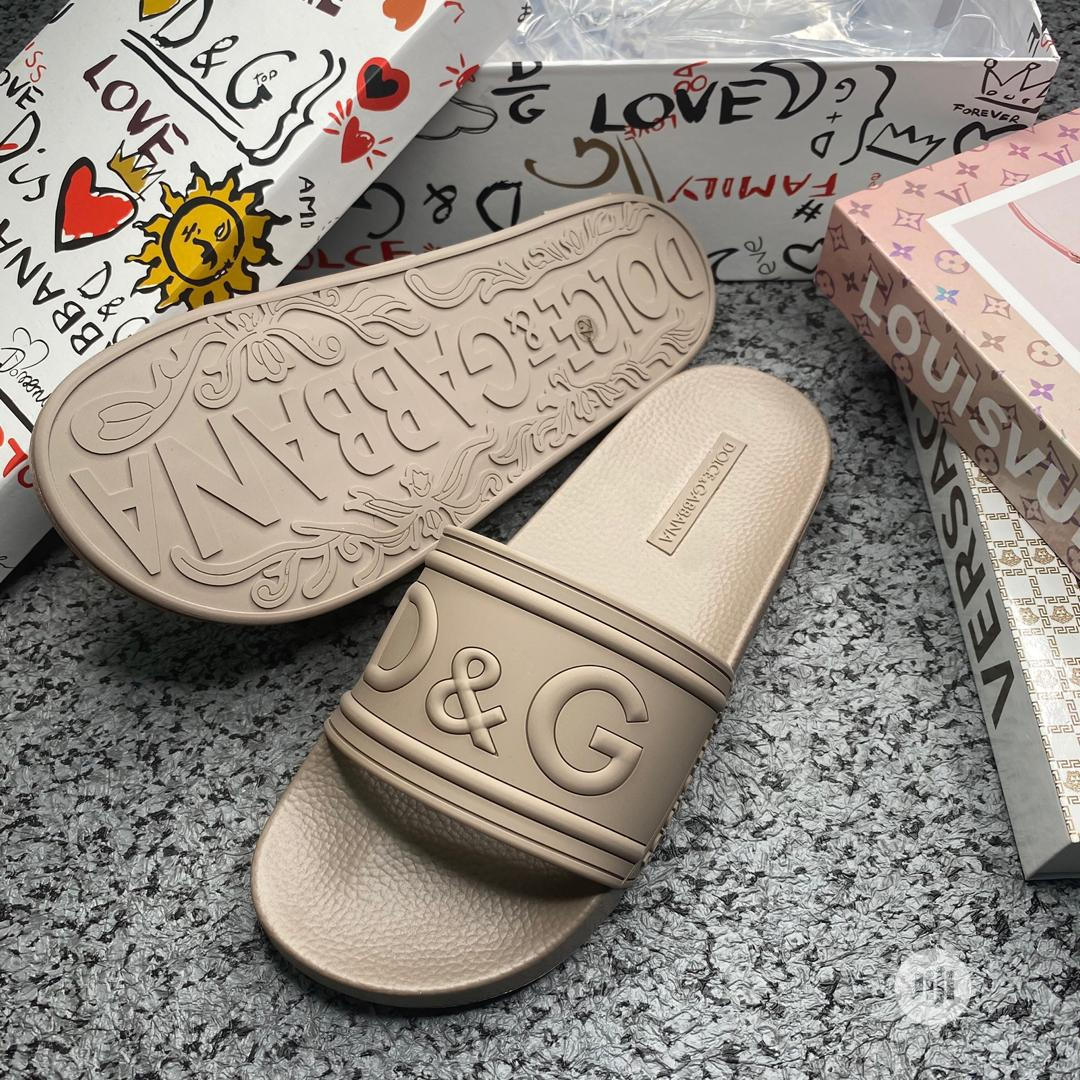 Dolce Gabbana Slippers | Shoes for sale in Surulere, Lagos State, Nigeria