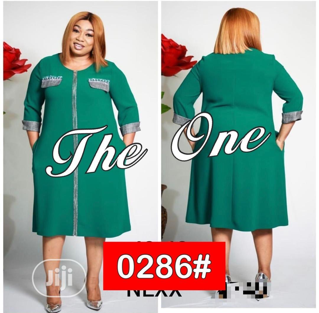 Classy Ladies Casual Dress | Clothing for sale in Ikeja, Lagos State, Nigeria