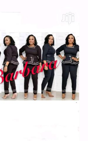 Quality Ladies Formal Top And Trousers | Clothing for sale in Lagos State, Ikeja