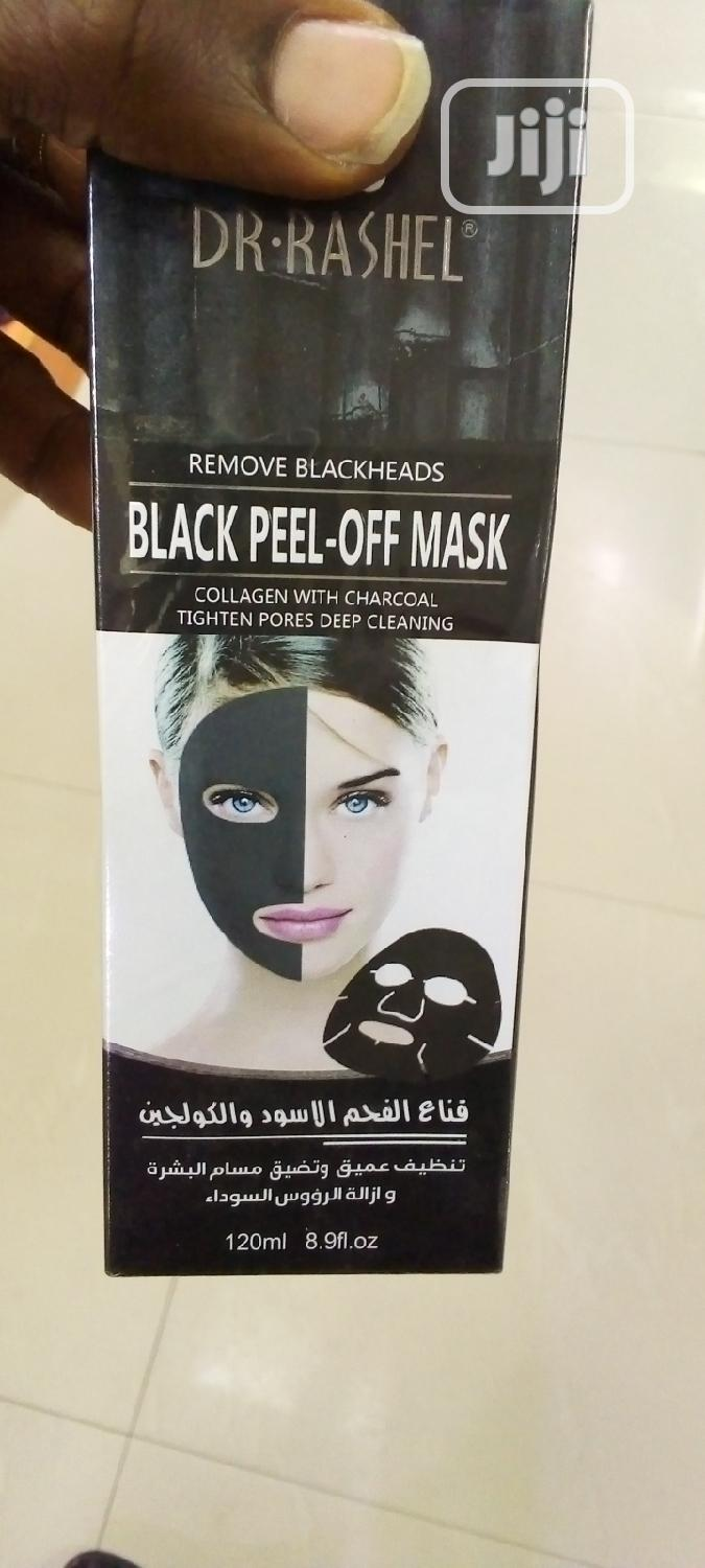 Dr Rachael Black Peel Off Mask