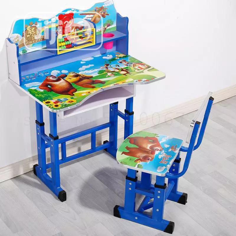 Children Table And Chair | Children's Furniture for sale in Lagos Island (Eko), Lagos State, Nigeria